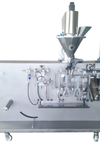FULL AUTOMATIC HORIZONTAL POWDER FILLING PACKAGING MACHINE