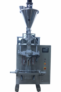FULL AUTOMATIC VERTICAL DUST FILLING PACKAGING MACHINE