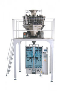 FULL AUTOMATIC VERTICAL GAS PACKAGING MACHINE